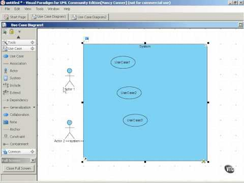 NEW HOW TO DRAW DFD DIAGRAM USING MICROSOFT VISIO