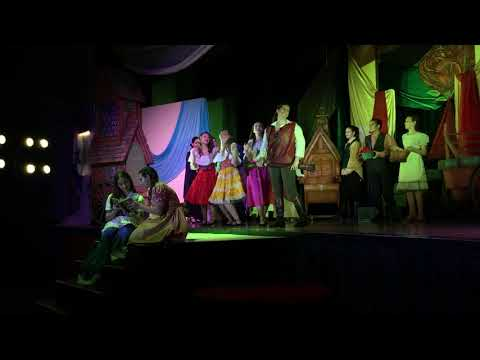 Hebrew Academy Production of Beauty and the Beast 12/22/2018 Part I