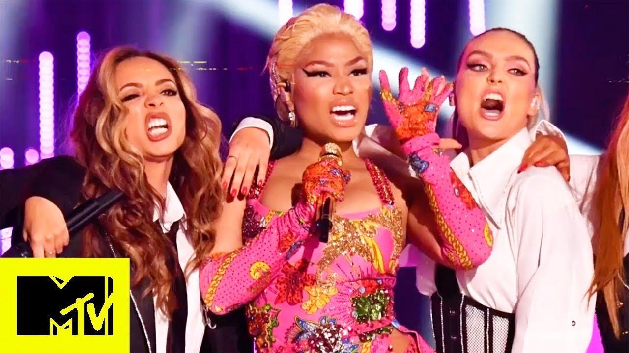 Nicki Minaj & Little Mix Smash The MTV EMAs 2018 | MTV Unfiltered