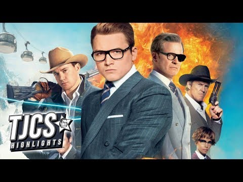 Kingsman 3 Reportedly Looking At November 2019 Release