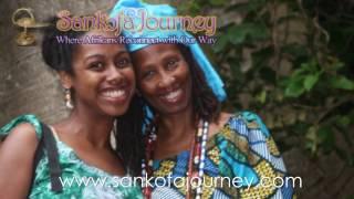 Sankɔfa Journey Promo Video: Ghana, West Afrika 2018