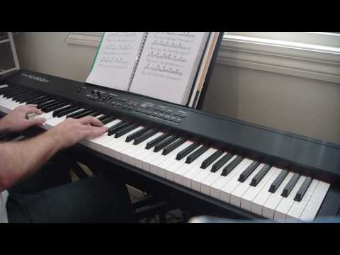Bruce Hornsby The Way It Is - Piano (Instrumental)