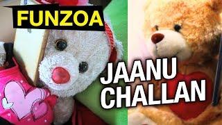 JANU CHALLAN BHAR DO | Traffic Challans | Challan Memes | Funny Girl Boy Conversation | Funzoa Janu