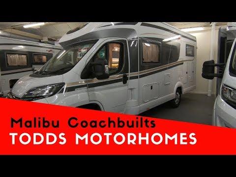 Coachbuilt Motorhomes From Todds Motorhomes