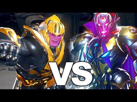 Ultron Sigma VS ENDGAME Thanos Epic Battle
