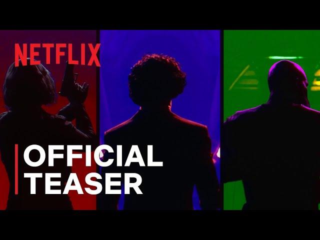 """Cowboy Bebop   Official Teaser """"Lost Session""""   Netflix"""
