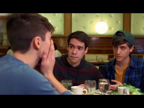Boys Force Friend To Admit He's Gay Publically | What Would You Do?