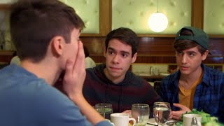 Boys Force Friend To Admit He's Gay Publically | What Would You Do? | WWYD