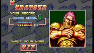 Fatal Fury Soundtrack - Dies Irae (Krauser)