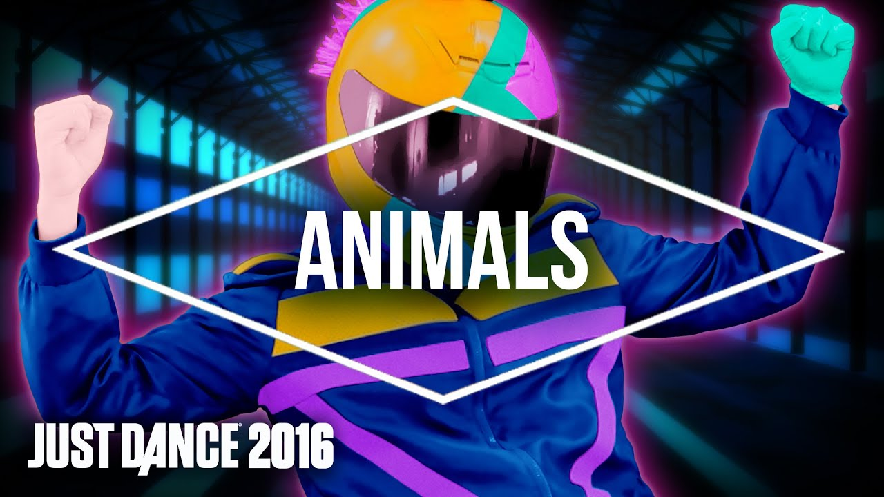 Martin Garrix Animals Wallpaper Just Dance 2016 Animals By Martin Garrix Official Us