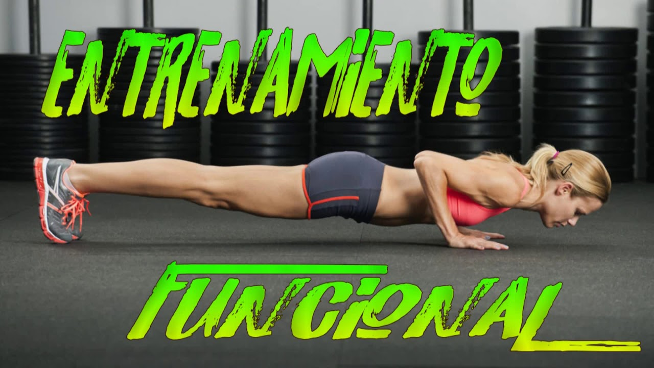 gimnasia funcional para bajar de peso