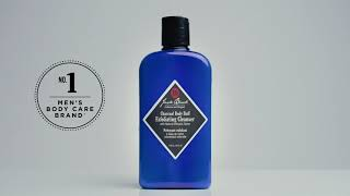 NEW Charcoal Body Buff   Available at getJackBlack.com