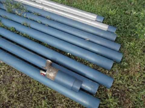обзор обсадной трубы 128мм от ZBT