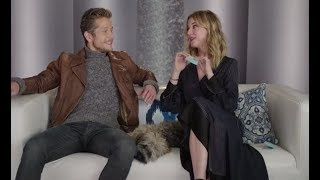 Emily VanCamp & Matt Czuchry - TCA facebook live (01.04.2018)
