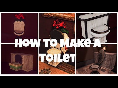 FFXIV How To Make a Bathroom Toilet Housing Tutorial Guide