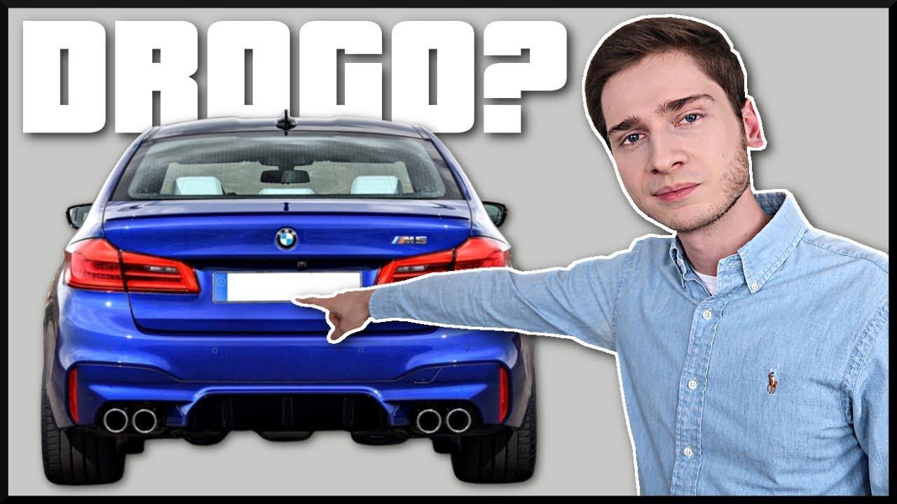 WYBRAŁEM MOJE NOWE BMW M5 – MotoInfo #7