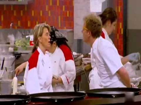 Chef Ramsay ''Shes Not Normal''