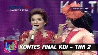 """Kristina ft Risti """" Secawan Madu """" - Kontes Final KDI Tim 2 (14/5)"""
