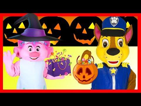Nick Jr Paw Patrol Halloween Costume Party at Skye