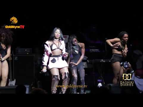 VICTORIA KIMANI LIVE AT ONE AFRICA MUSIC FEST (Nigerian Music & Entertainment)