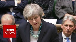 Theresa May calls off MPs' vote on her Brexit deal - BBC News
