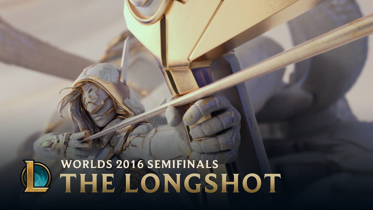 The Longshot | Worlds 2016 Semifinals | SKT vs ROX Tigers thumbnail