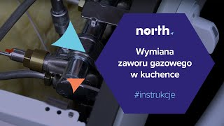 Jak wymienić zawór gazowy w kuchence gazowo-elektrycznej?