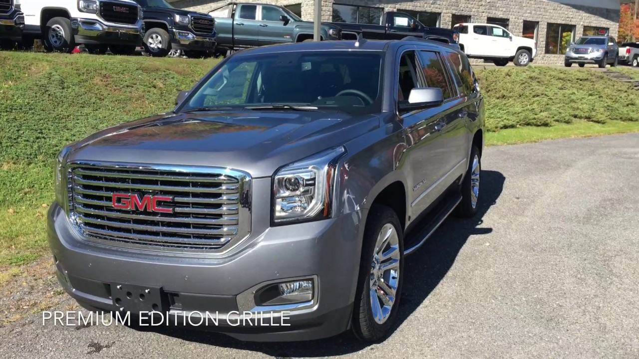 2018 gmc xl. interesting gmc 2018 gmc yukon xl premium edition thorpeu0027s gmc for gmc xl
