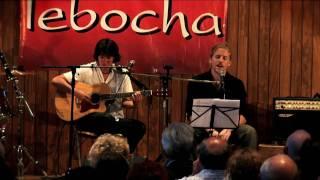 Lebocha ft David Covent Een vriend zien huilen