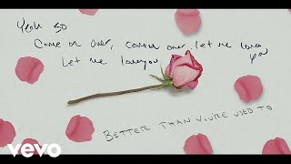 Tyler Rich - Better Than You're Used To (Lyric Video)