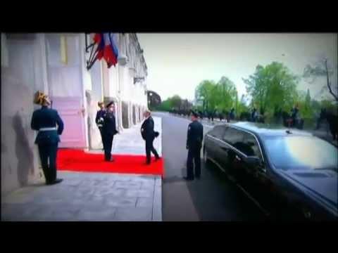 White Russia... President Vlad - VamosDotPK