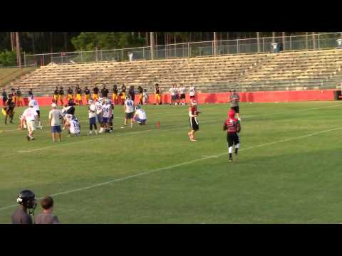 Toombs County High School 7 on 7    June 16 2015