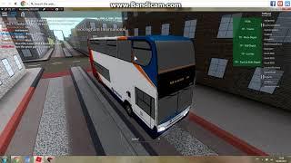 Route 61A / Deckingham Internatinol - Maidsbrugh Reginol / UK Bus Sim / ROBLOX