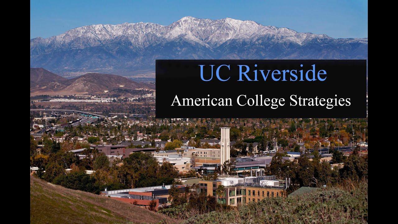 Campus Profile - UC Riverside