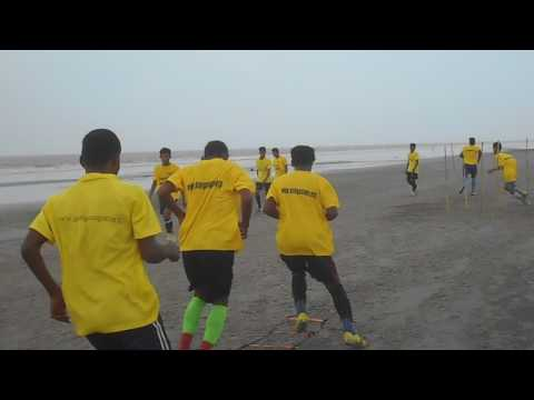 Gangasagar FCC Beach Practice 6