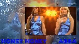 ABBA - Honey Honey Live ( Best Viwed In 1080p HD )