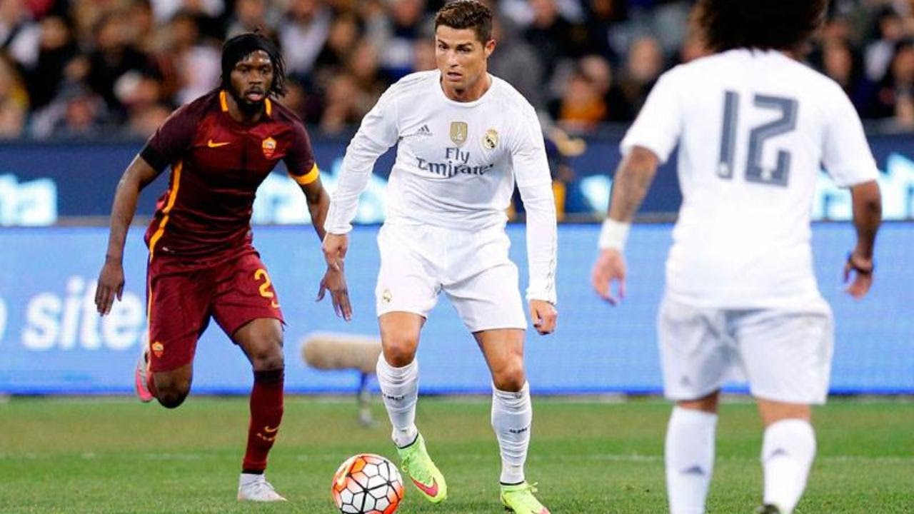REAL MADRID VS ROMA 2-0 (4-0) | OCTAVOS DE FINAL VUELTA | TU DEPORTE™ - YouTube
