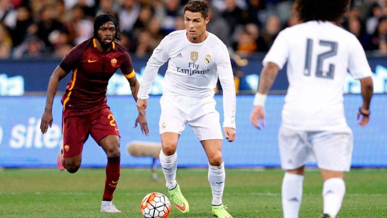 REAL MADRID VS ROMA 2-0 (4-0)   OCTAVOS DE FINAL VUELTA   TU DEPORTE™ - YouTube