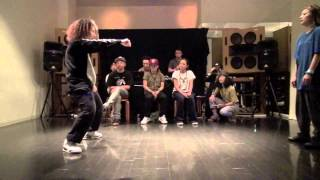 FRESH!? vol.6 BEST 8 BATTLE CHICCO(Dig kidz/Bash On) win VS MARI(TygerLilly)