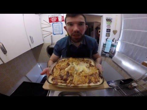 """cuisine-facile-#15-tuto-""""tartiflette-de-luxe-aux-deux-patates"""""""