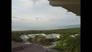 ホテルサンバレー那須5Fから、那須高原の素晴らしい眺望