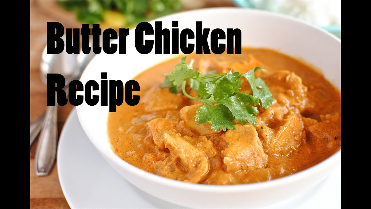 Cape malay butter chicken curry recipe youtube cape malay butter chicken curry recipe forumfinder Images