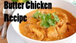 Cape Malay | Butter Chicken Curry Recipe