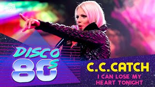 C.C.Catch - I Can Lose My Heart Tonight (Disco of the the 80's Festival, Russia, 2010)