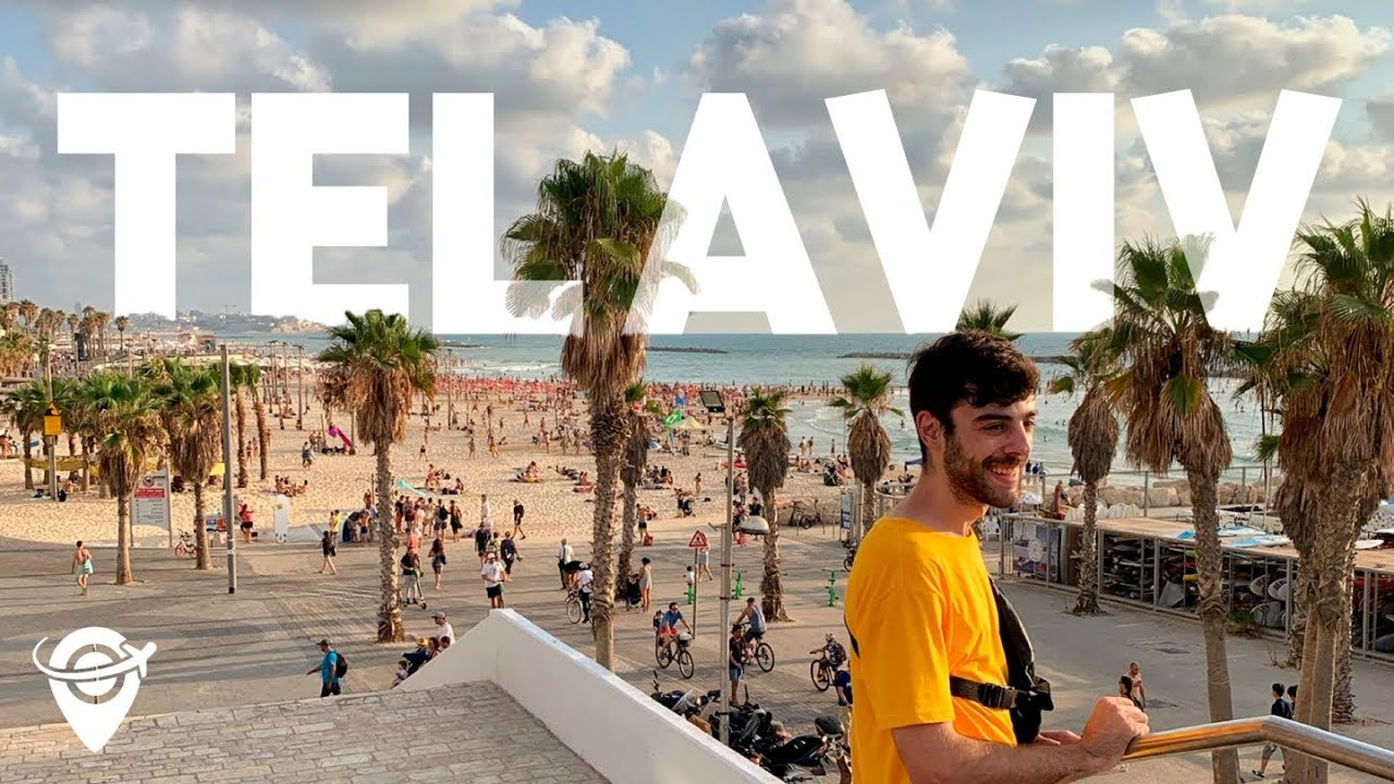 Download QUÉ VER EN TEL AVIV, ISRAEL | vdeviajar.com