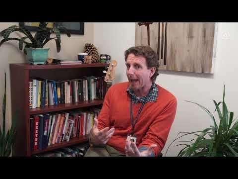 Pacific Ridge School: Luke Michel, Head of Middle School December Video