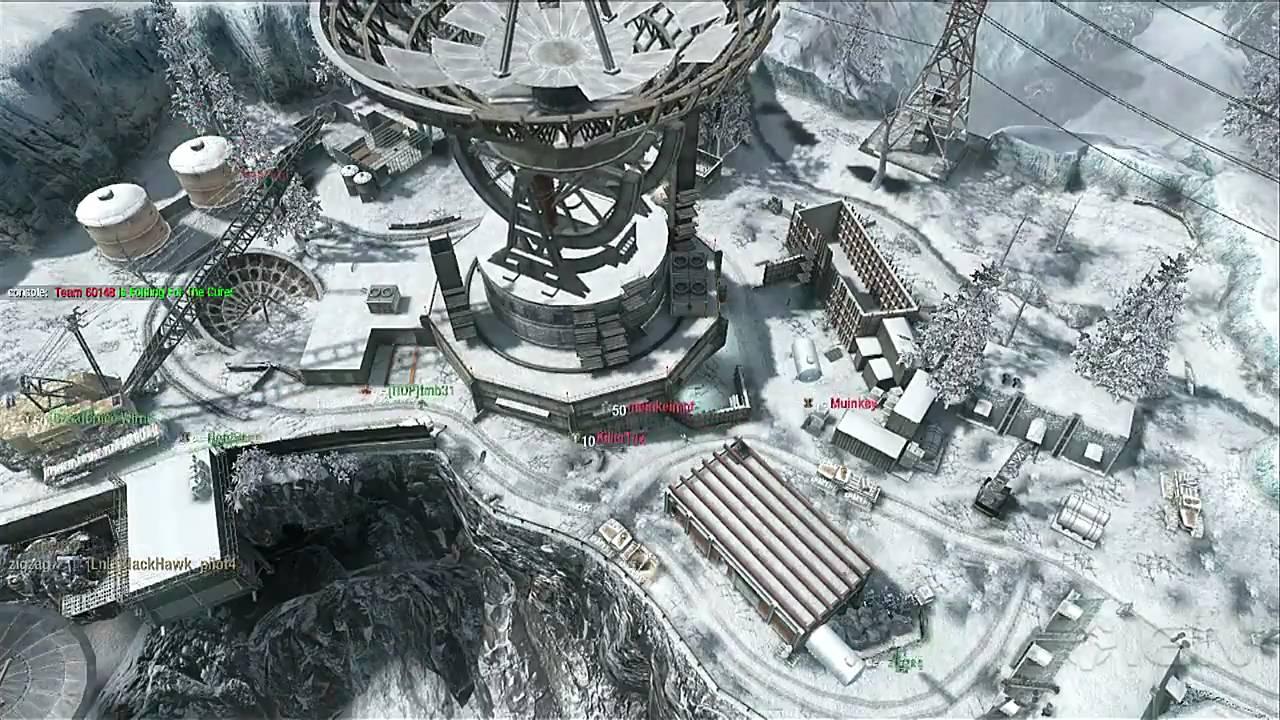 Call of Duty: Black Ops Map Walkthrough - Array Map Bo on