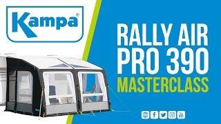 Kampa | Rally AIR Pro | Setup & Takedown Masterclass 2018