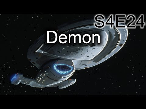 Star Trek Voyager Ruminations S4E24: Demon