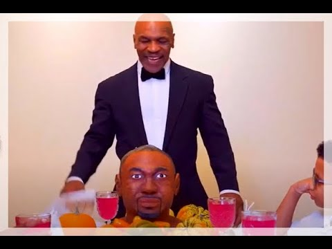 Mike Tyson and John MELO  THANKSGIVING Celeberation 2020